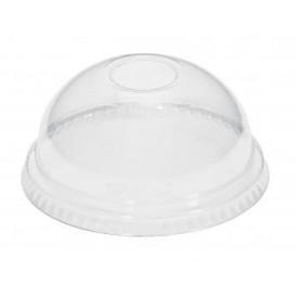 Plastic PET koepel Deksel Kristal Ø9,3cm (100 stuks)