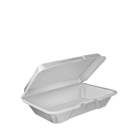 Schuim take-out Container Asian 2,40x1,40x0,70cm (200 stuks)