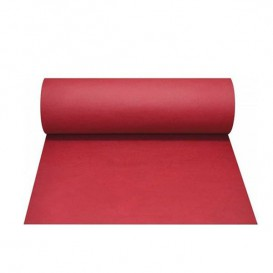 Novotex tafel loper bordeauxrood 50g P30cm 0,4x48m (1 stuk)