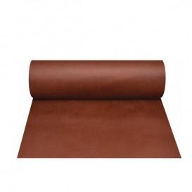 Novotex tafel loper bruin 50g P1,2m 0,4x48m (6 stuks)