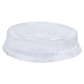 Plastic Deksel transparant 23x6 cm (125 stuks)