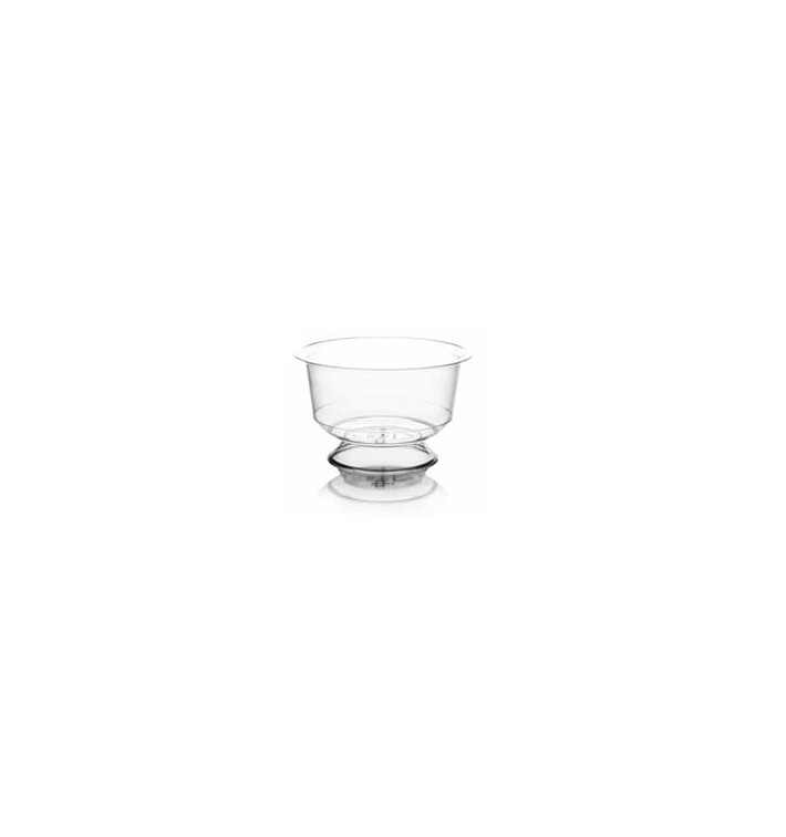 Plastic PS beker Geïnjecteerde voor Cocktail of ijs 150 ml (10 stuks)