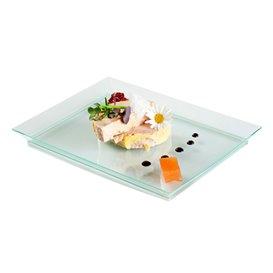 Bandeja de Plastico Water Green Extra Rigida 13x18cm (4 Uds)